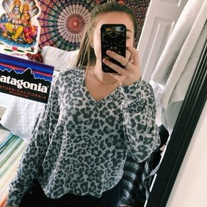 Cheeta Sweater